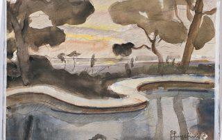 """""""Paesaggio"""" di Pietro Angelini"""