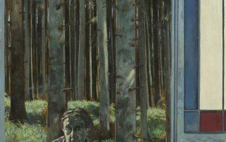 """""""Paesaggio di Campigna"""" di Roberto Casadio"""
