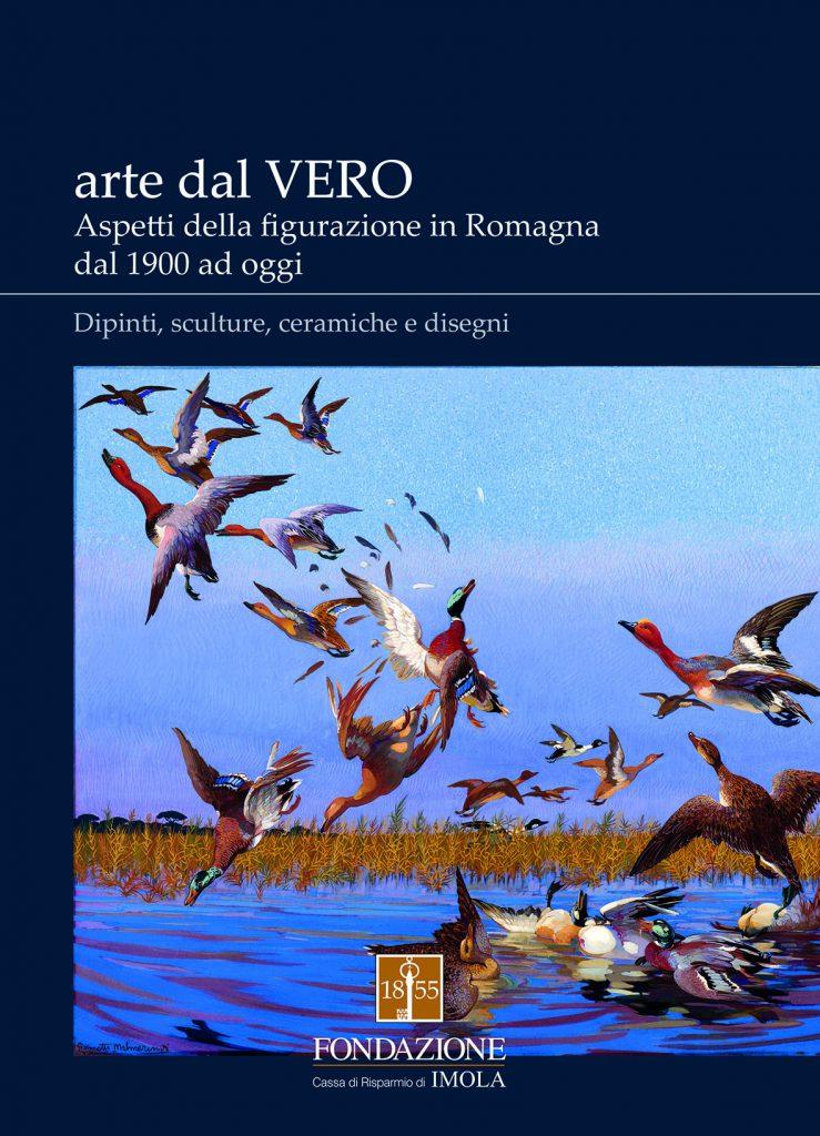 arte dal vero. Aspetti della figurazione in Romagna dal 1900 a oggi, collana Libri di Tracce, editrice la Mandragora,  2014