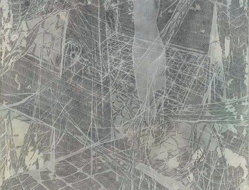 Souvenir d'Amerique – Federico Guerri  Collettiva in rete con la Biennale del Disegno