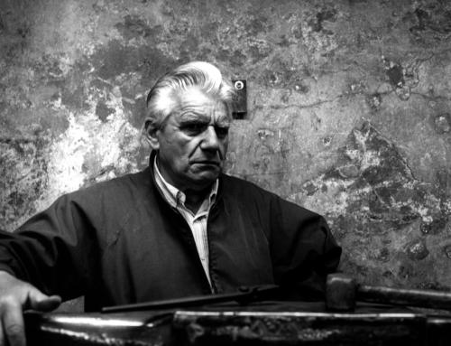 Bruno Bitti Ricci. Fabbro e inventore