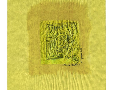 MARISA ZATTINI Labirintica in limine Dedalus
